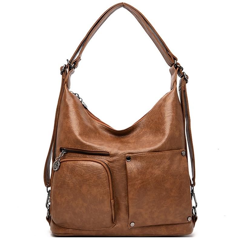 Sac A Dos Genuine Leather Back Pack Luxury Handbags Women Bags Designer Handbags High Quality Ladies Hand Bags For Women 2020