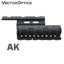 Vector Optics AK 47 AK74 Handguard 20mm Picatinny Quad Rail System Mount