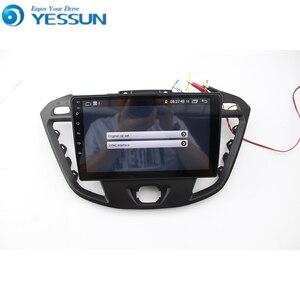 Image 5 - Reproductor Multimedia Android para coche Ford Transit, Radio con navegación GPS, pantalla IPS grande, Mirror Link, estéreo, personalizado, Tourneo 2013 2019