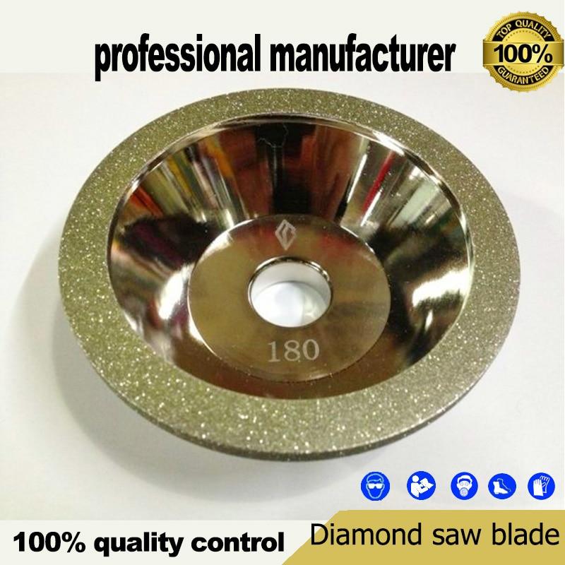 Lama cu unelte de 100mm cu diamant cbn pentru șlefuit la preț bun - Instrumente abrazive - Fotografie 4