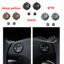 Car Styling Multi function Steering Wheel Key Button Phone Key Control Button For Mercedes Benz W221 S CLASS S280 S300 S350 S400