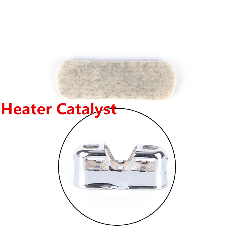 1pc Pocket Heater Catalyst Hand Warmer Accessories Special Catalyst For Ultralight Heater Thickness 1.5mm