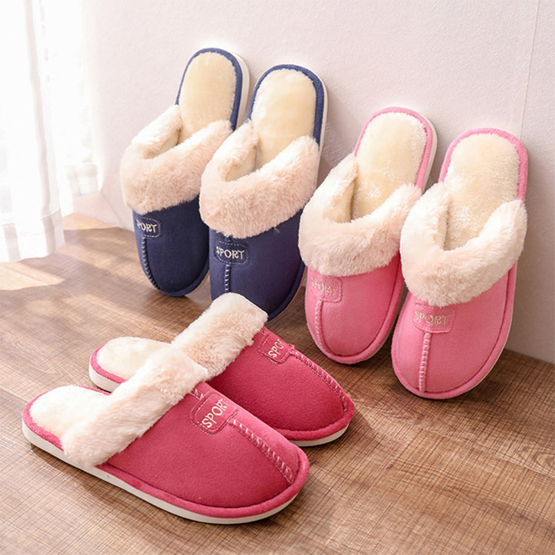 Winter House slippers Cotton Footwear