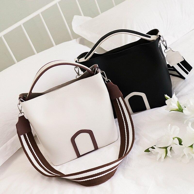 2020 винтажная модная женская сумка, новая женская дизайнерская сумка из искусственной кожи, композитная сумка мешок, сумка через плечо|Сумки с ручками| | АлиЭкспресс