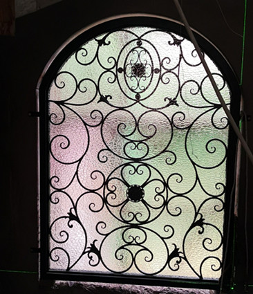 Shanghai Hench Brand China Factory 100% Custom Made Sale Australia Cheap Wrought Iron Doors