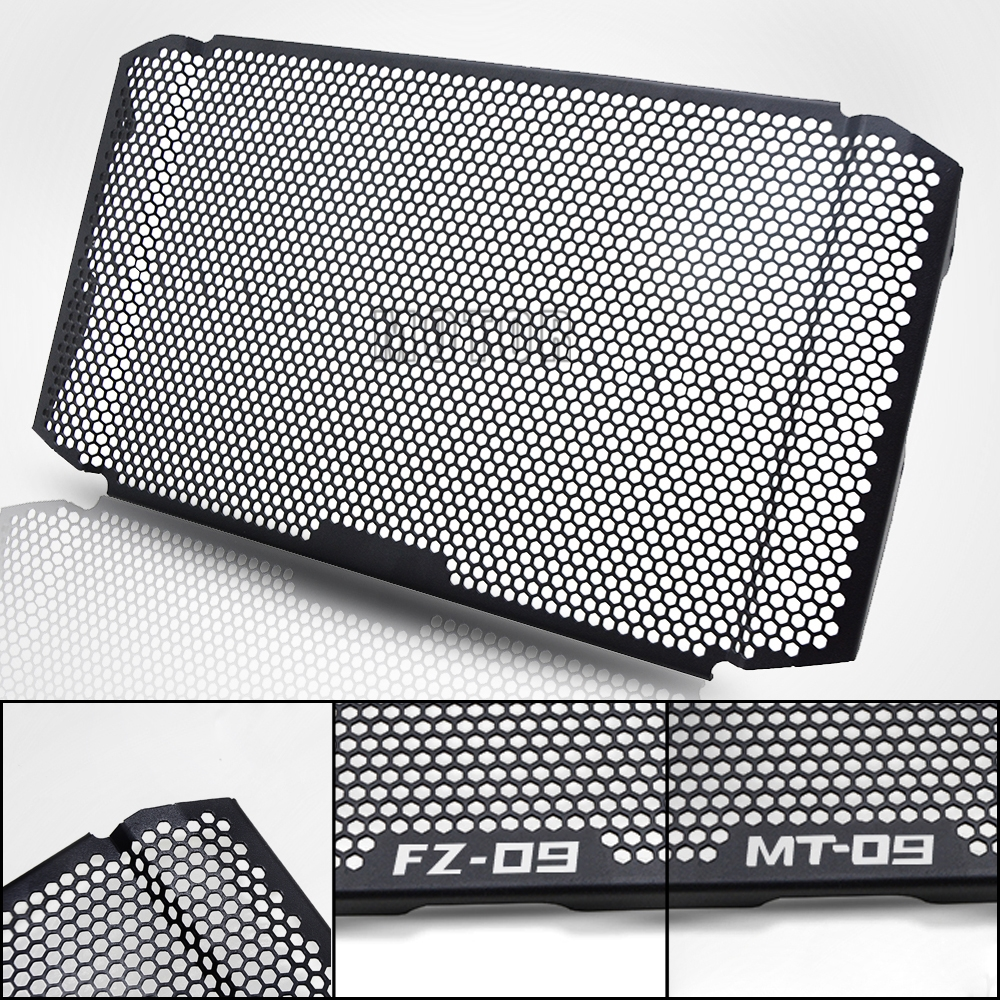 Radiator Grille Guard Cover Protector for Yamaha FZ09 FZ-09 MT09 MT-09 2013-2015