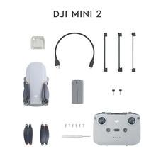 DJI – Mini Drone 2 avec caméra 4K/30fps et zoom 4x, Distance de Transmission de 10km, mavic mini 2, nouveau, original, en stock