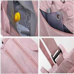 Image 4 - Grand sac étanche à la mode pour entraînements sportifs en plein air, sac à main étanche pour gymnastique, sac de Fitness pour voyage, Yoga pour hommes