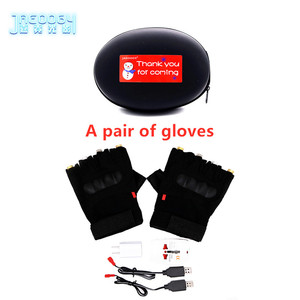 Image 5 - High quality Stage DJ party dancing 2 in 1 Multi line RGB Laser Gloves With2 Green 1 Red 1 Blue For LED luminous Costumes Show