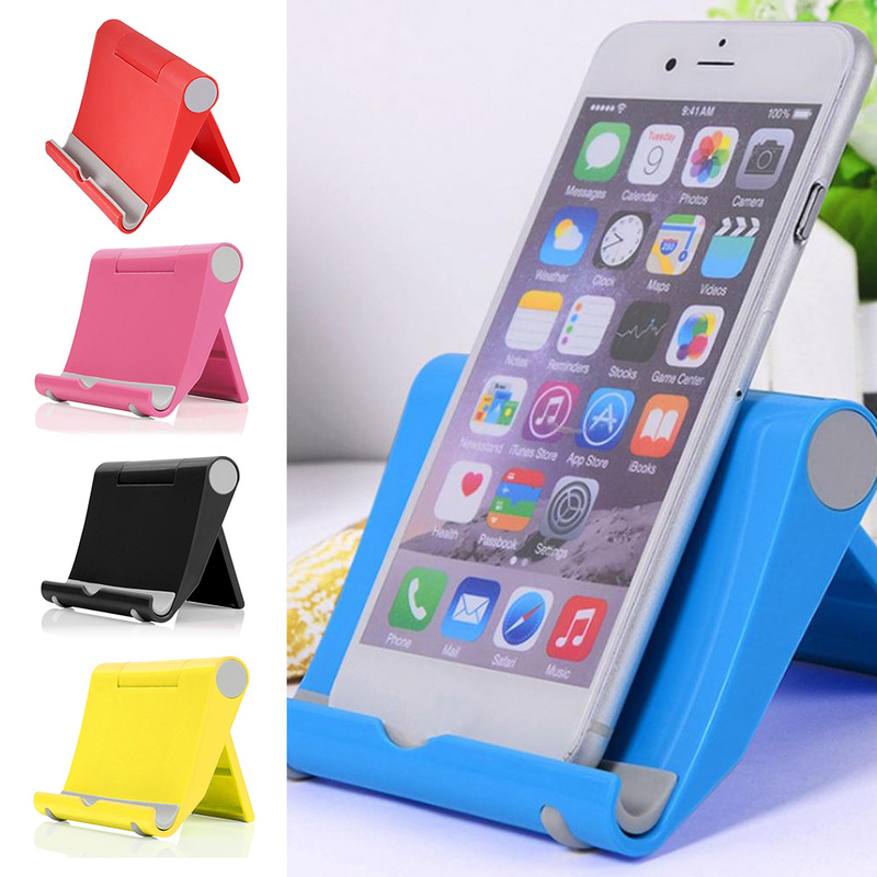 Universal Table Cell Phone Support Holder For Phone Desktop Stand  Portable Mobile Holder For Tablet PC Mobile Phone MP5