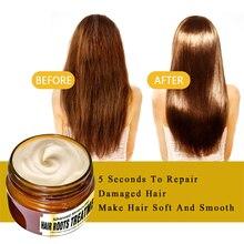 PURC Magical keratin Hair Treatment Mask 5 Seconds Repairs Damage Root Tonic Keratin & Scalp