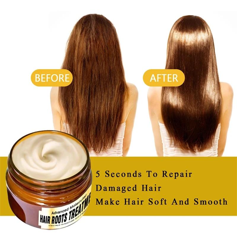 Purc Magical Keratin Hair Treatment Mask 5 Seconds Repairs Damage Hair Root Hair Tonic Keratin Hair Scalp Treatment Hair Mask Scalp Treatment Damaged Hairrepair Hair Aliexpress