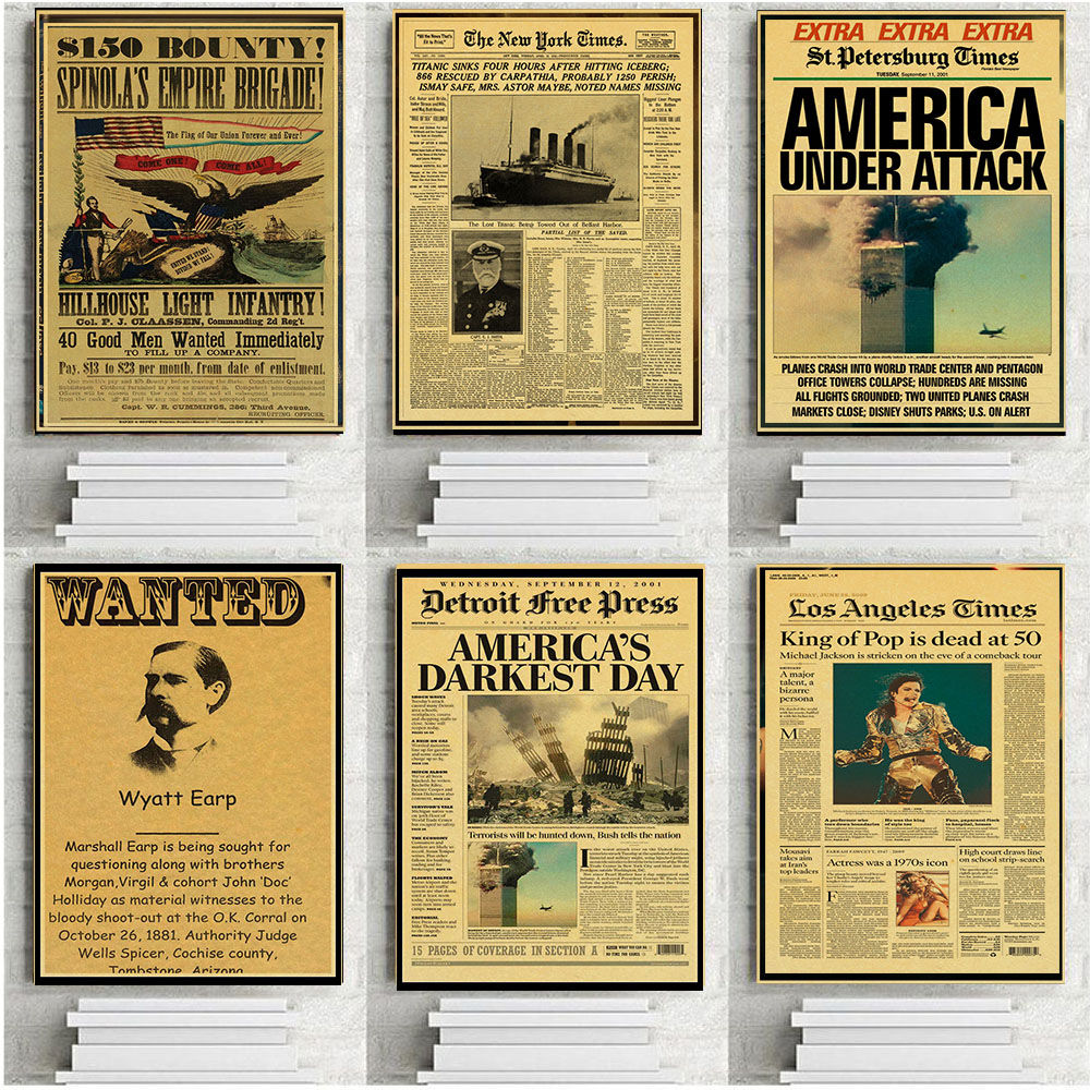 back Them Up World War 2 Vintage #16 A3 Size Wall Poster Print Art Deco