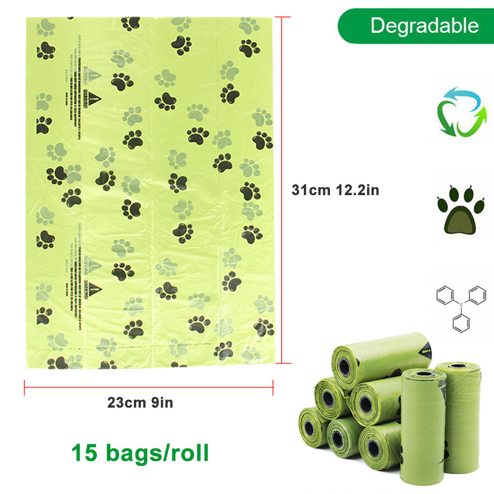 Dog Poop Bag Dispenser Funny Shape Waste Bag Holder Storage Box Puppy Portable Eco-friendly Garbage Bags Dispenser Pet Supplies 10