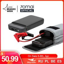 Jump-Starter 70mai Mobiles Real-11000mah-Power Original 6 for Vehicle 600A Max LED Illumination