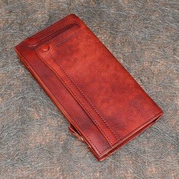 Vintage Women Purse Female Wallet Women Coin Pocket For Phone Purse Women Wallets Clutch ZipperPendant Card Holder Clutch