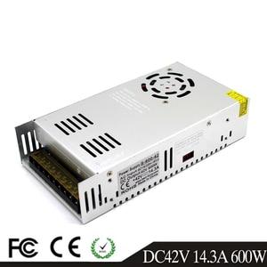 Image 4 - Enkele Uitgang 600W 30V 20A 32V 18.7A 36V 16.7A 42V 14.3A 48V 12.5A 60V 10A Schakelende Voeding Driver 110V 220V AC DC Smps
