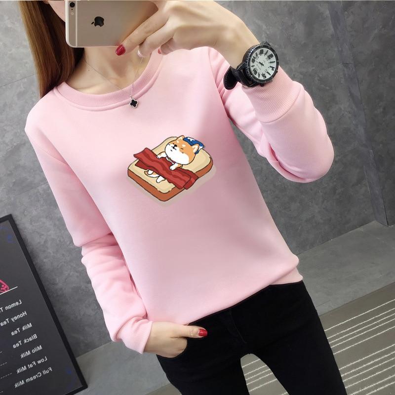 2020 New Exquisite Ladies Sweatshirt Fashion Casual Classic Trend