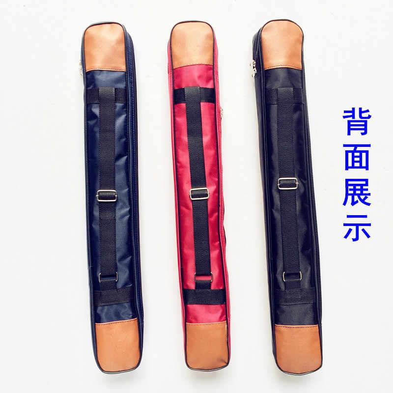 En kaliteli dövüş sanatları taocu kung fu silgi çantası ana tai chi taiji atkuyruğu çırpma çanta 69cm