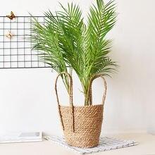 Большое Тропическое пальмовое дерево 98 см/125 см искусственные