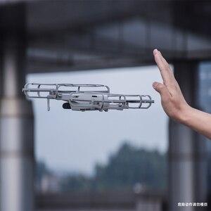 Image 3 - 4 個プロペラプロテクターガードdji mavicミニドローンアクセサリー刃沼沢小道具翼ネジクイックリリースカバー保護キット
