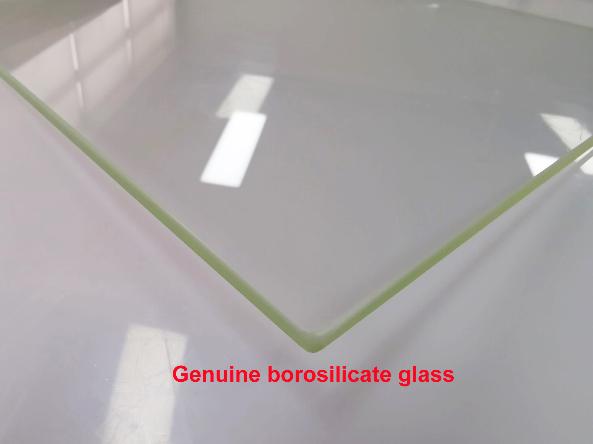 3D Printer Borosilicate Glass Build Plate For MK2 Makerbot Creality  Flashforge Wanhao CTC ANET Prusa Tevo Prusa I3 Heatbed