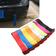 8Colors Auto Car Tow Towing Strap Belt Rope Rally Hook Universal Rear/Front Bumper