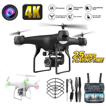 RC Drone with HD Camera Remote Control Axis UAV 4K HD Pixel Aerial Drone Aircraft Long Life Fall Toy AOSST 2020 new quadcopter with high definition camera fpv uav small unmanned aerial v uav stabilization professional 4k uav drone gps