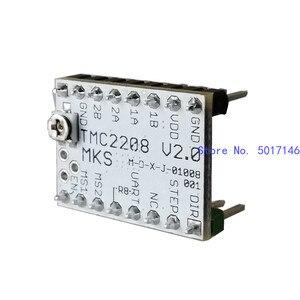 Image 3 - TMC 2208 السائر وحدة تحكم في مشغل المحرك خطوة المحرك نموذج مشغل TMC2208 تنفذ طابعة ثلاثية الأبعاد سائق creality cr 10 أجزاء