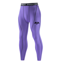 Men's Running Sports Tights Basketball Compression Tights Gym Fitness Sportswear Men's Sports Pants