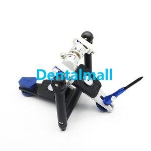 Image 2 - Стоматологический лабораторный шарнирный аппарат типа amann girrbach artex cr, полностью регулируемые лицевые банты