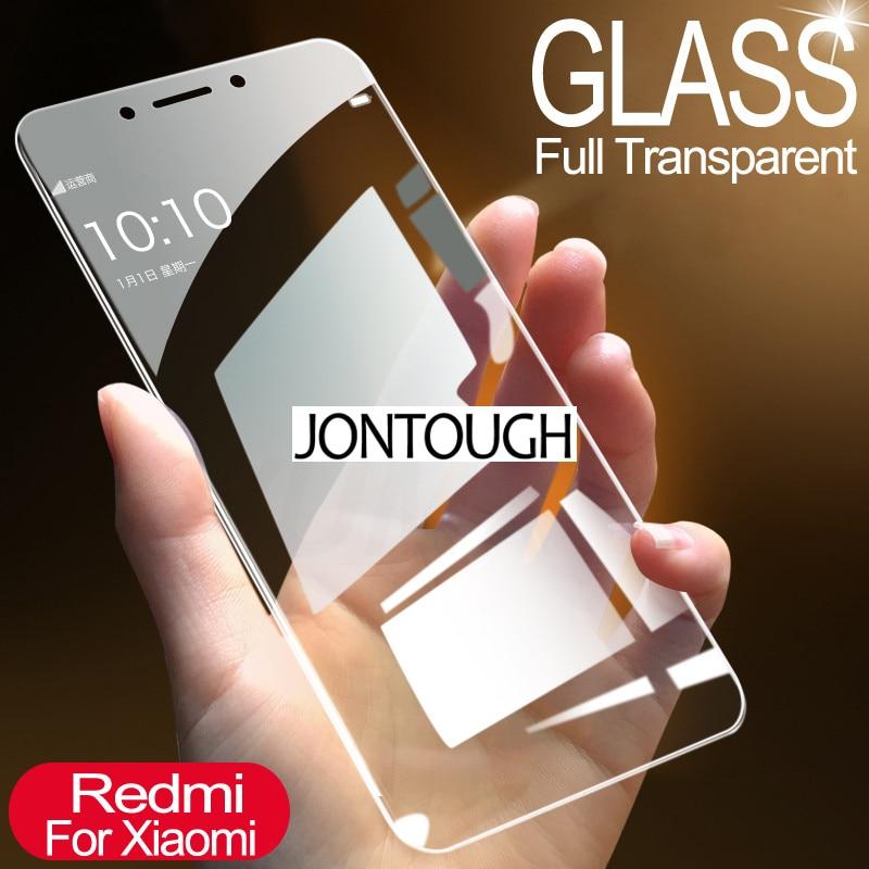 Glass On Xiaomi Redmi Note 5 6 7 8 PRO Glass To Redmi 6 7 7A 6A Screen Protector Redmi 5A 5 Plus Tempered Glass Protective Film