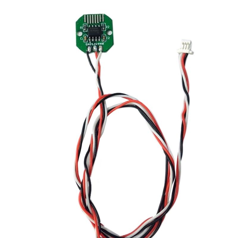 As5600 Absolute Value Encoder Pwm/I2C Port Precision 12 Bit Brushless Gimbal Motor Encoder