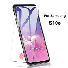 Screen Protector for Samsung Galaxy S10E S7 Tempered Glass For Samsung s 10 e S 7 10e S10E S10 E Safety Phone Protective Glass(China)