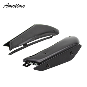 Image 3 - For DUCATI Panigale 899 959 1199 1299 V4 Motorcycle Fairing Parts Aerodynamic Wing Kit Fixed Winglet Fairing Wing