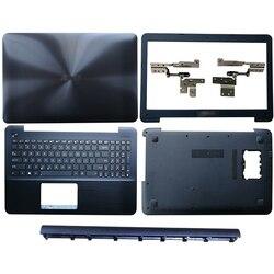 Laptop Nắp Lưng Nắp Trước/Bản Lề/Bản Lề Bao/Palmrest/Dưới Dành Cho Asus A555 x555 Y583 F555 K555 W509 F554 X554 R556
