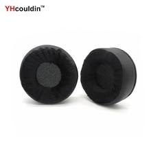 цена на YHcouldin Thick Velvet Ear Pads For JBL E50 E50BT Headphone Replacement Earpads Cushions Cups