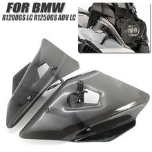 Dla BMW R1200GS R1200 GS LC R1250GS LC ADV 2013-2019 przez cały rok motocykl turn signal deflektor materiał PC szyba przednia