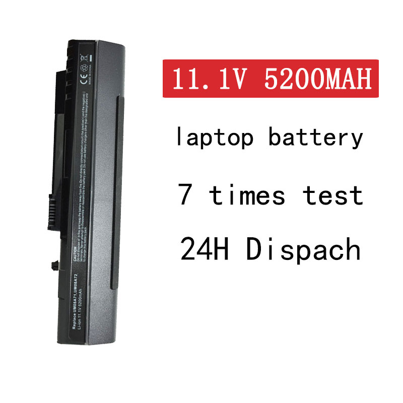 GZSM Laptop Battery A110 For Acer Aspire ZG5 D250 A150 UM08B31 UM08B32 UM08A51 UM08B52 UM08A72 UM08A73 UM08B74 battery laptop battery laptop battery for aspire battery for laptop - title=