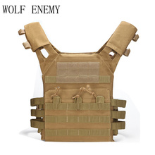 Wholesale Army Green Tactical Combat Vest JPC Outdoor Huntin