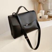 Vintage Fashion Female Tote Bag 2021 New High Quality PU Leather Women's Designer Handbag High capacity Shoulder Messenger Bag