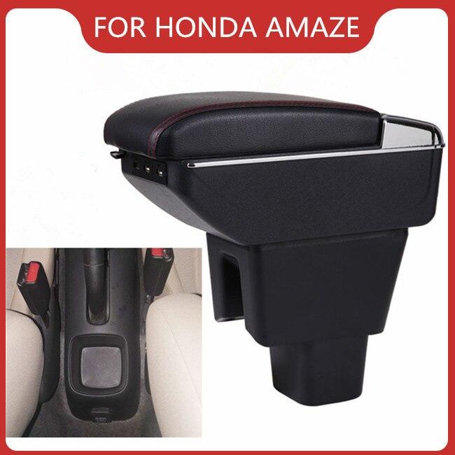 Купить автомобильный подлокотник для honda amaze автомобильные аксессуары