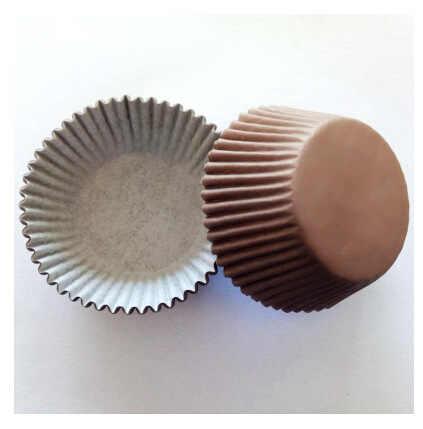 มัฟฟิน Cupcake 100 ชิ้น/ล็อตถ้วยกระดาษเค้กรูปแบบ Cupcake Liner มัฟฟินกล่องถ้วยกรณีพรรคถาดเค้กตกแต่งเครื่องมือ