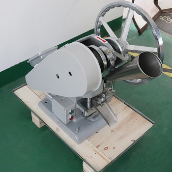 SWANSOFT Manual tablet press Manual tablet press TDP-1.5T single punch tablet press Tablet making machine Candy tablet machine фото