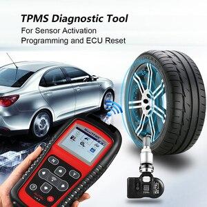 Image 2 - Autel TPMS sensörü MX sensörü 2 in 1 lastik tamir araçları TPMS sensörü ile destek programlama TS501 TS508 eşit 433 MHZ + 315MHZ