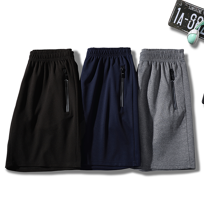 Men Shorts Summer Mens Beach Elastic Waist Shorts Pants Polyester Casual Male Breathable Board Shorts Homme Joggers Clothing 6XL