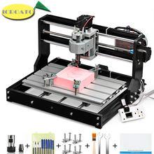 CNC 3018 Pro GRBL contrôle Bricolage mini cnc machine,3 Axes fraiseuse pcb, Bois Routeur de gravure laser, avec contrôleur hors ligne