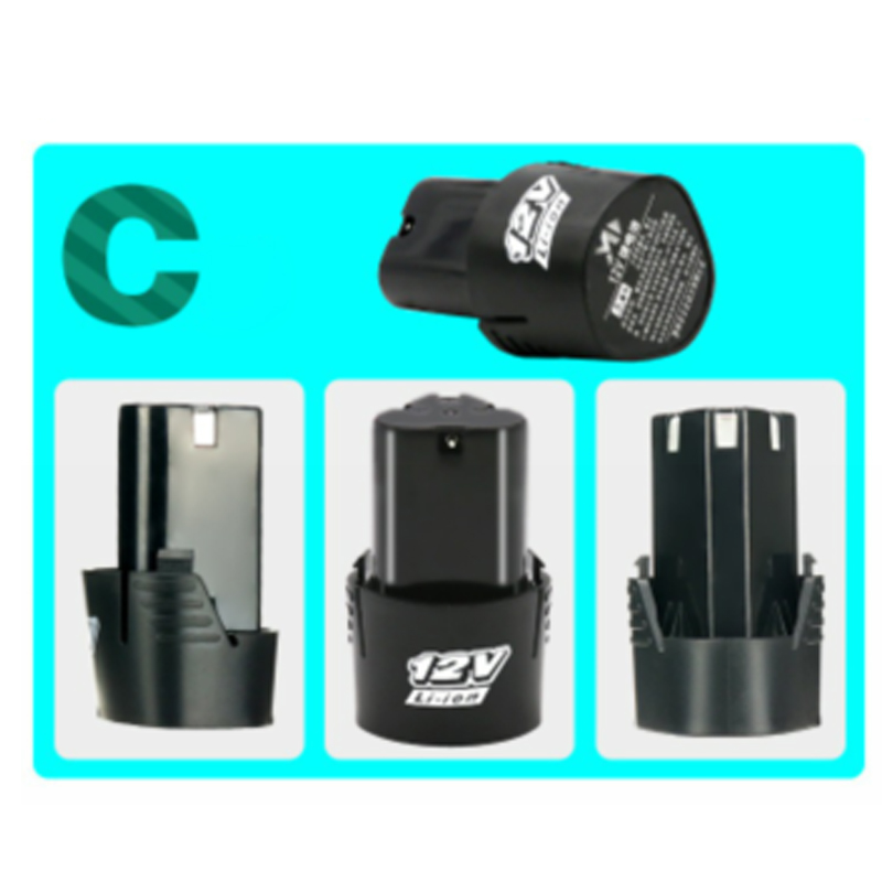 recarregável universal para ferramentas elétricas chave de