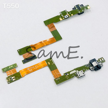 Original USB Charging Dock Connector Charge Port Socket Jack Plug Flex Cable For Samsung Galaxy Tab A 9.7 T555 SM-T555 T550 image