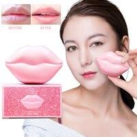 Cherry Hydrating Moisturizing Lip Mask Lip Sleeping Mask Lip Balm Anti-Drying Lightening Lip Lines Lip Care 1Pcs TSLM1 5